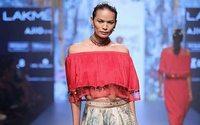 Lakmé Fashion Week:Nepalesisches Transgender-Model feiert Laufsteg-Premiere