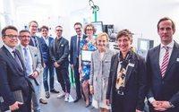 Textil+Mode: Mittelstand 4.0-Kompetenzzentrum eröffnet Showroom
