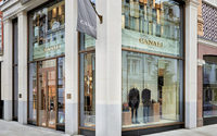 Canali opens New Bond Street flagship store at prime site