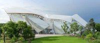 LVMHの現代アート美術館「ルイ・ヴィトン ファウンデーション」がパリに10月開館