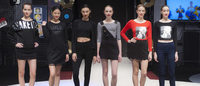 """京东天猫""""大卖"""",Taylor Swift 授权品牌乘势在香港时装周举办 T台秀"""