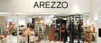 Arezzo vende mais, mas lucra 19% menos no 1º trimestre