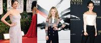 新生代女星代言时尚强势崛起!