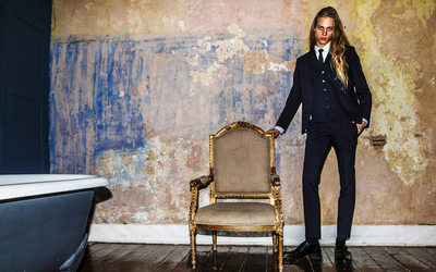 Debenhams adds three suiting brands for style-conscious men