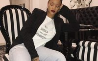 Dior donates funds from feminist t-shirt to Rihanna's charity