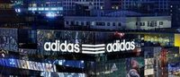 Adidas eleva su previsión de resultados para 2016 y sus acciones baten récords