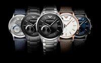 Emporio Armani lancia la sua prima collezione di smartwatch