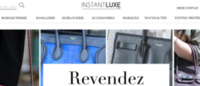 InstantLuxe becomes part of the Galeries Lafayette group