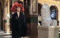 La marque Sonia Rykiel présente sa ligne couture « L'Atelier »