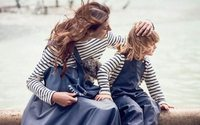 Petit Bateau enlists prima ballerina for new kids and womenswear capsule