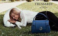 Мишель Хунцикер стала лицом новой рекламной кампании Trussardi