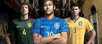 Seleção brasileira: a evolução dos uniformes