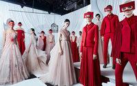 Dior presenta 12 siluetas exclusivas de Alta Costura en Shanghái