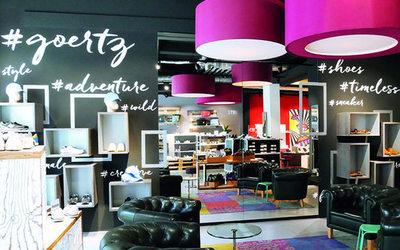 D sseldorf g rtz stellt neues store konzept vor news for Freelancer jobs dusseldorf