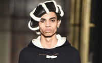 "London Fashion Week Men's : ""Keep calm"" et restez d'avant-garde"