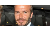 David Beckham named People magazine's 'Sexiest Man Alive'