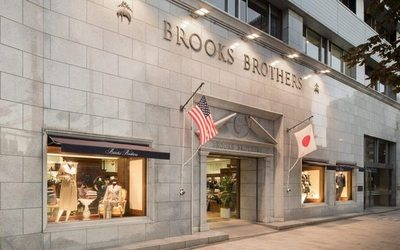 36717ef3c367 Brooks Brothers to celebrate 40 years in Japan with Tokyo runway show