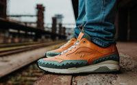 Kangaroos präsentiert zweite Kollaboration mit Footshop