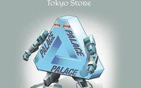 Palace Skateboards annonce l'ouverture d'une boutique à Tokyo