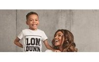 Jourdan Dunn launches kidswear line with M&S
