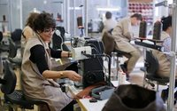 """Louis Vuitton leather workers demand """"worthy"""" wage with protest"""