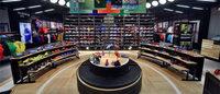 Adidas dévoile à Pékin son concept de magasin HomeCourt