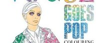 Vogue UK launches second colouring book