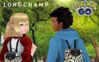 Longchamp part à la chasse aux Pokémons dans Paris