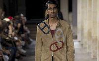 Paris: Hermès setzt auf Grafiken