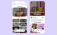 Pinterest UK rolls out new shopping features ahead of festive season