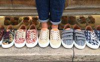 Le Lissier, les sneakers qui font revivre les tissus d'éditeurs