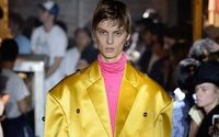 Raf Simons: punk rock revival in a royalist summer