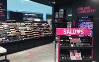 NYX Professional Makeup abre flagship store em Lisboa