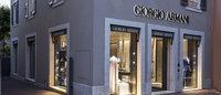Giorgio Armani a Saint Tropez con una nuova boutique