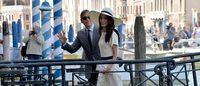 Amal Alamuddin in Clooney tra i candidati per il British Style Award