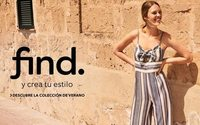 Amazon lanza su propia marca de ropa Find