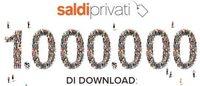 SaldiPrivati raggiunge 1 mln di download e conferma la crescita del m-commerce in Italia