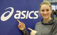 Asics: Louisa Lippmann wird Markenbotschafterin