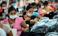 Las exportaciones textiles de El Salvador aumentan un 3% a octubre