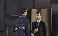 Camp David: TV-Spot für Männer