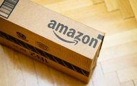 Amazon é considerada a retalhista do ano