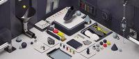 「Nikeid」からHTM限定パレットが登場 エアマックス3モデルを展開