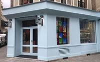 Chiara Ferragni ha aperto il suo primo negozio a Parigi