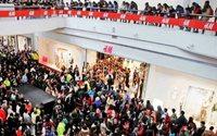 H&M abre su tienda más grande del mercado chileno