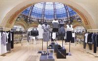 Galeries Lafayette espera recuperar nível pré-COVID-19 em 2024