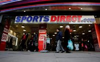 Sports Direct shares fall after results due Friday not yet published