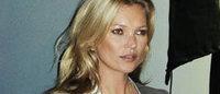 Da Christie's la bella Kate Moss
