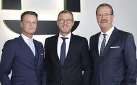 Olymp announces new management trio