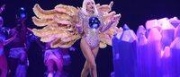 Lady Gaga: costumi di Versace nell'Artpop Tour