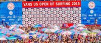 Vans extends sponsorship for US Open of Surfing